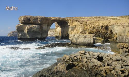 Malta - Azure Window (Dwejra)