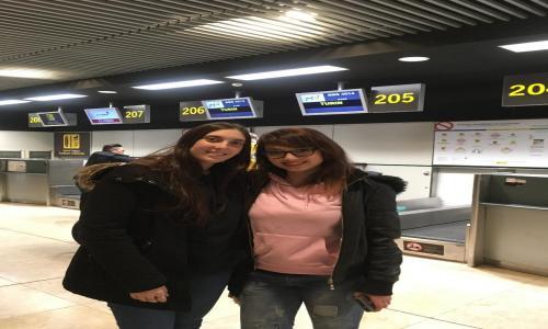 Alumnas Erasmus APSD 2018 en Turín