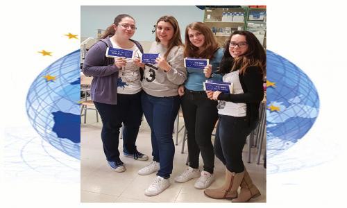 Alumnos Erasmus APSD 2017